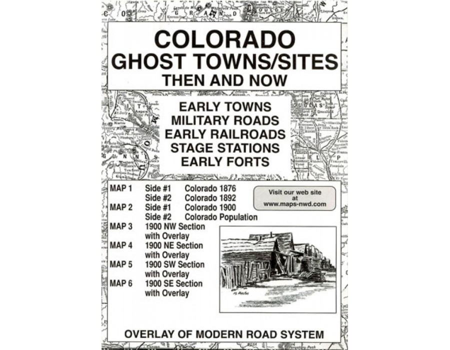 the state of colorado then and now