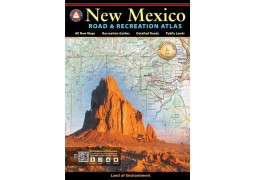 New Mexico : road and recreation atlas