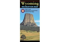 Wyoming Recreation Map