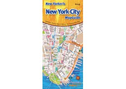 New Yorker's New York City Map Guide by Opus Publishing