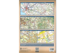 Italy Road Atlas by Litografia Artistica Cartografica