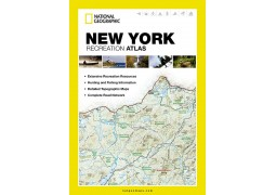New York Recreational Atlas by National Geographic Maps