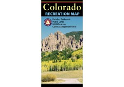 Colorado Recreation Map