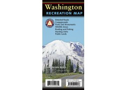 Washington Recreation Map