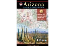 Arizona : road and recreation atlas