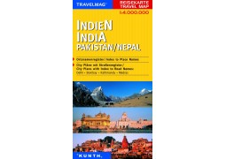 India and Pakistan by Kunth Verlag