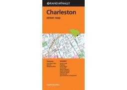 Charleston Street Map by Rand McNally