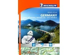 Central Europe Road Atlas (21463) by Michelin Maps and Guides (Firm)