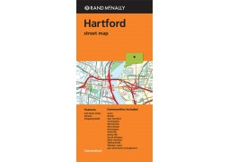 Hartford City Street Map