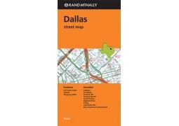 Dallas Street Map by Rand McNally