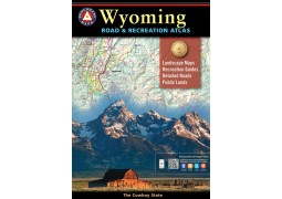 Wyoming : Road & Recreation Atlas