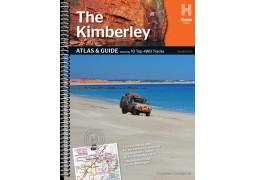 The Kimberley, Australia Atlas and Guide by Hema Maps