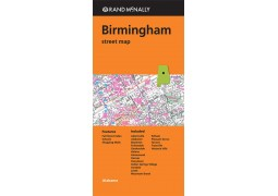 Birmingham Street Map (Alabama)