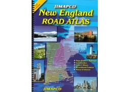New England Atlas by Jimapco