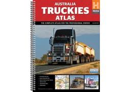 Australia Truckies Atlas by Hema Maps