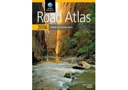 US Road Atlas 2016 by Rand McNally