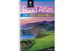 Rand McNally United States Large Scale Road Atlas