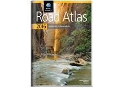 United States Gift Road Atlas by Rand McNally