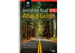 United States Best of the Road Atlas and Guide by Rand McNally