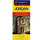 Jordan Travel Maps