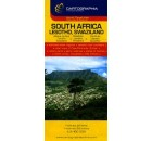 South Africa Travel Maps