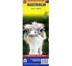 Australia Travel Maps