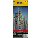Mali Travel Maps