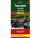 Tanzania Travel Maps