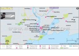Galway Map - Digital File