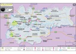 Krakow Map - Digital File
