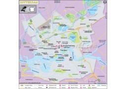 Rotterdam Map - Digital File