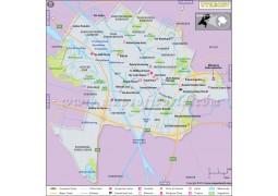 Utrecht Map - Digital File