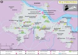 Waterford Map - Digital File