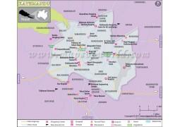 Kathmandu Map - Digital File