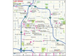Las Vegas City Map