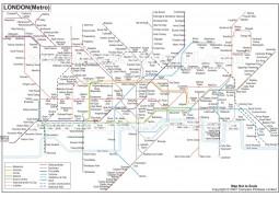 London Tube Map - Digital File