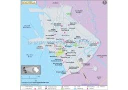 Manila Map - Digital File