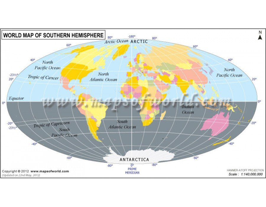 Buy world map of southern hemisphere world map of southern hemisphere gumiabroncs Image collections