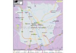 Graz City Map - Digital File