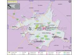Modena City Map - Digital File