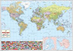 World Map- World's Best World Map