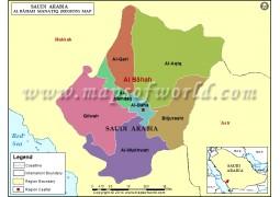 Al Bahah Map
