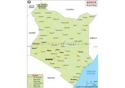 Kenya Road Map