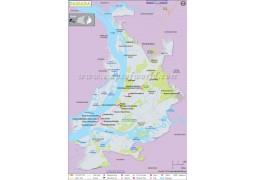 Samara City Map - Digital File