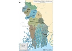 Khulna Division Map