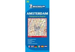 AMSTERDAM MAP #36