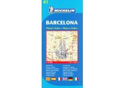 BARCELONA MAP #41