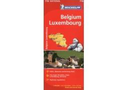 BELGIUM LUX 716: 10TH ED