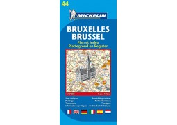 BRUSSELS MAP #44