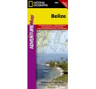 Belize Travel Maps